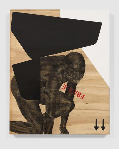 Serge Alain Nitegeka, 'Migrant: Studio Study VII', 2020