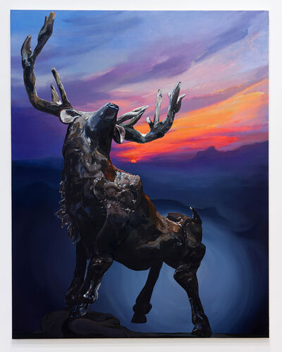 Emma Webster, 'Actaeon', 2018