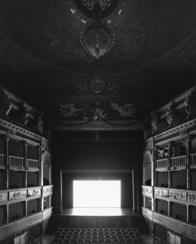 Hiroshi Sugimoto, 'Teatro Comunale Masini, Faenza', 2015