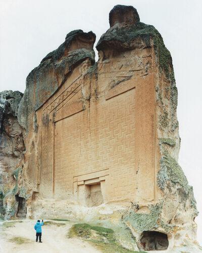 Domingo Milella, 'Tomb of King Midas, Turkey 2011', 2011