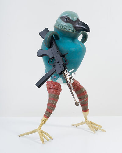 Ravi Zupa, 'New York Birdpot Creature 8', 2019