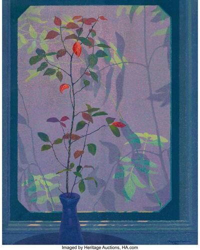 Raymond Jonson, 'The Window, Peterborough, New Hampshire', 1919