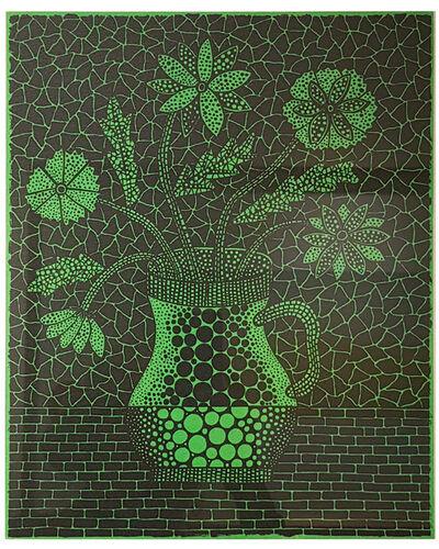 Yayoi Kusama, 'Vase (3)', 1992