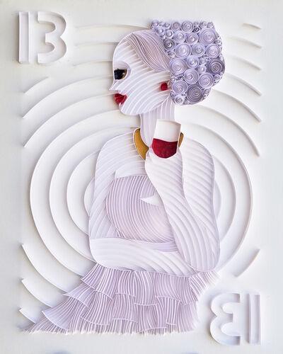 Ayobola Kekere-ekun, 'High stakes. Suite 1. No. 13', 2019