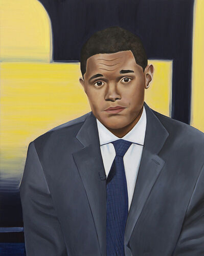 Emily Roz, 'Trevor Noah, The Daily Show', 2018