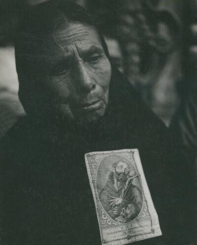 Rodrigo Moya, 'Mater Dolorosa', 1960