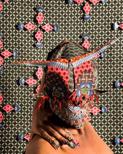 Siwa Mgoboza, 'Les Êtres D' Africardia  II', 2015