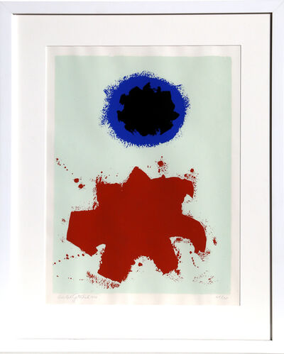 Adolph Gottlieb, 'Peace', 1970