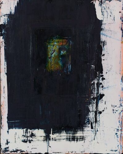Michael David, 'In  Blue Room II ', 1995