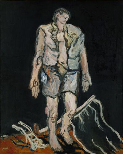 Georg Baselitz, 'A New Type', 1966