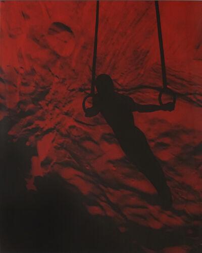 Eve Sonneman, 'Rings in Space', 1988