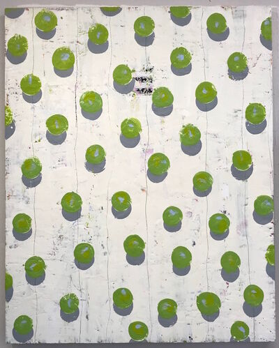 Amy Weil, 'Green Apples #2', 2020