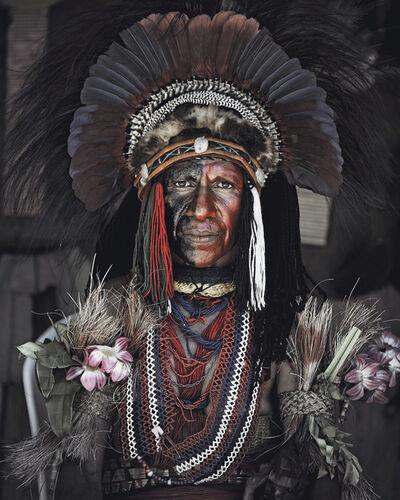 Jimmy Nelson, 'Papua New Guinea', 2010