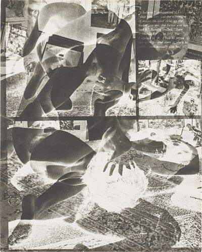 Robert Heinecken, 'Studies, 1970 #37', 1970
