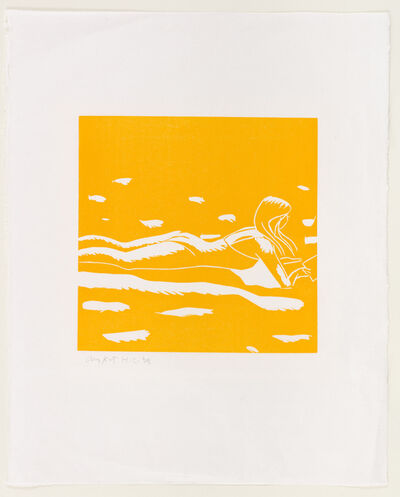 Alex Katz, 'Mary Jane', 1993