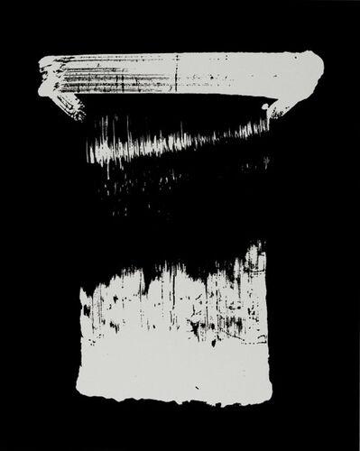 Fabienne Verdier, 'Etude du Sedes Sapientiae 3-AP 靈感來自Van Eyck 3 (15世紀北歐女畫家)', 2012