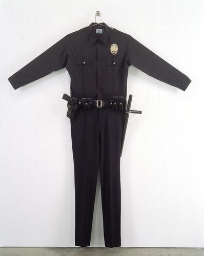 Chris Burden, 'L.A.P.D. Uniform', 1993