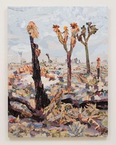 Tony Berlant, 'Cahuilla #17', 2004