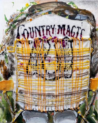Eleanor Aldrich, 'Lawn Chair w/ Country Magic', 2018