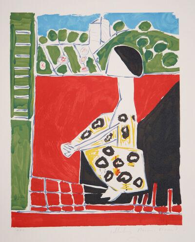 Pablo Picasso, 'Femme Accroupi', 1979-1982