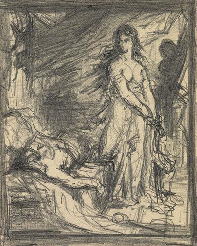 Gustave Moreau, 'Judith et Holopherne'