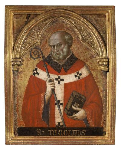 Barnaba da Modena, 'St Nicholas', 1362-1383