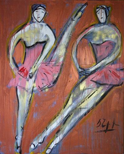 Domingo Zapata, 'Ballerinas Asia I', 2013