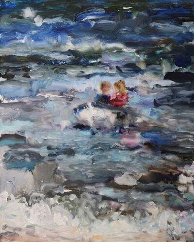 Darlene Cole, 'Velvet (hearts)', 2018