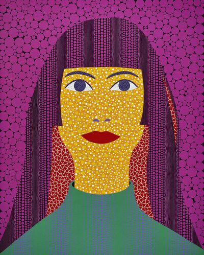 Yayoi Kusama, 'Self Portrait [TWAY]', 2010
