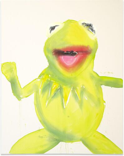 Liz Markus, 'Kermit 1', 2020