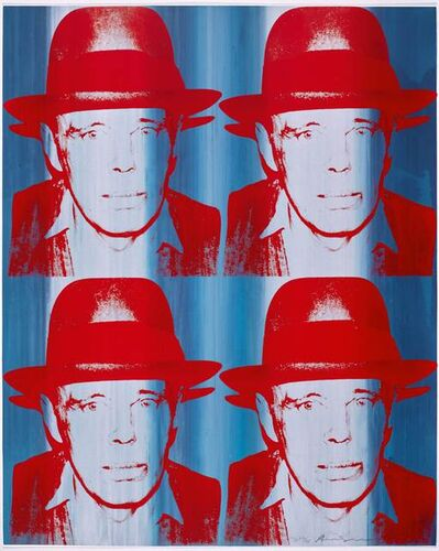 Andy Warhol, 'Joseph Beuys'