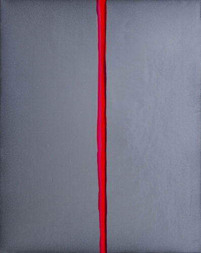 Sabine Nielsen, 'Goutte-à-goutte (stripe)', 2017