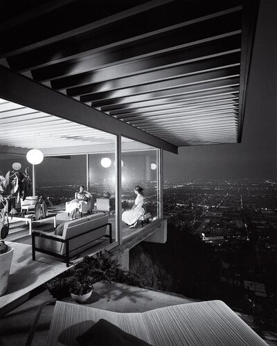 Julius Shulman, 'Case house #22, Los Angeles'