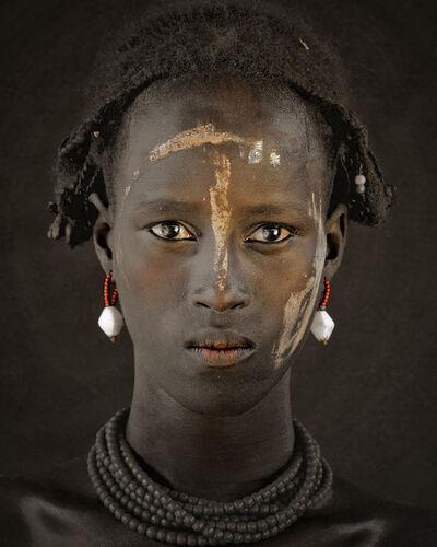 Jimmy Nelson, 'XIV 379 Dassanech Tribe, Omorate Village, Southern Omo, Ethiopia - Dassanech, Ethiopia', 2011