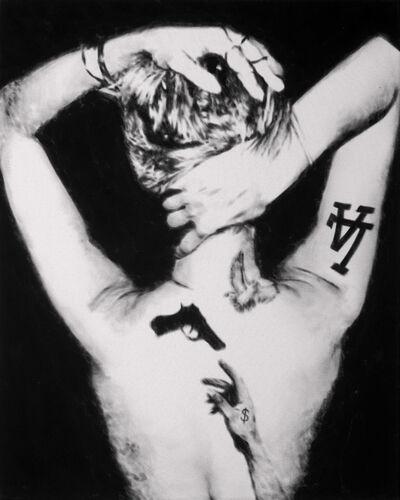 Florian Heinke, 'Gier ist Macht', 2014