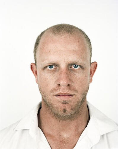 Pieter Hugo, 'Pieter Hugo, Cape Town', 2008