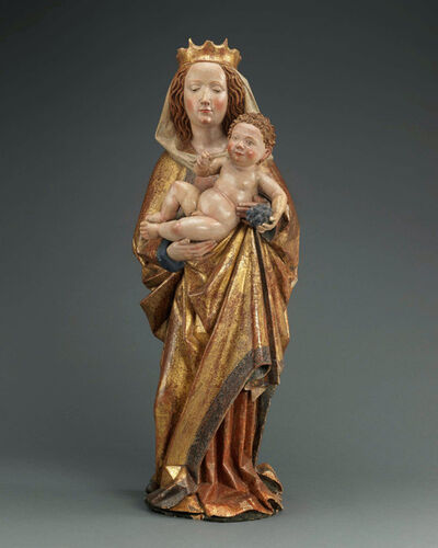 Unknown Swabian, 'Madonna and Child', ca. 1470-1480