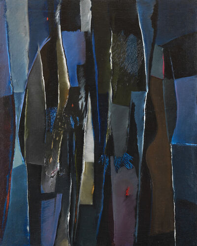 Caziel, 'Composition 1965.VII', 1965