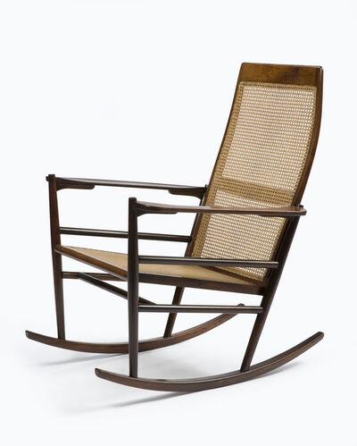 """Joaquim Tenreiro, '""""Cadeira de Ambalo"""" Rocking Chair', 1948"""