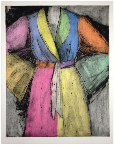 Jim Dine, 'Pale Self', 1995