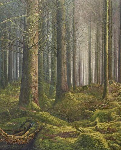 LIU De-Lang, 'Forest', 2020