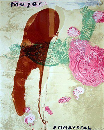 Julian Schnabel, 'Sexual Spring-Like Winter Series, Mujer Primaveral', 1995