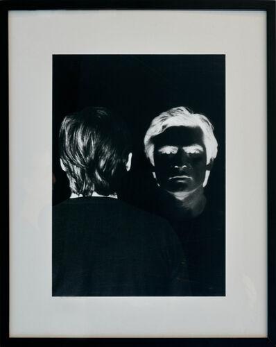 Aldo Tagliaferro, 'L'io-ritratto (8)', 1978