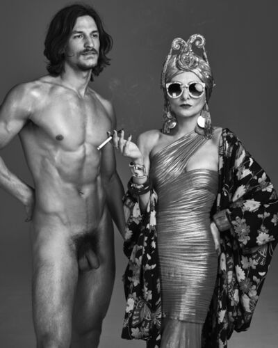Mariano Vivanco, 'Jarrod Scott & Catherine Baba Paris', 2015