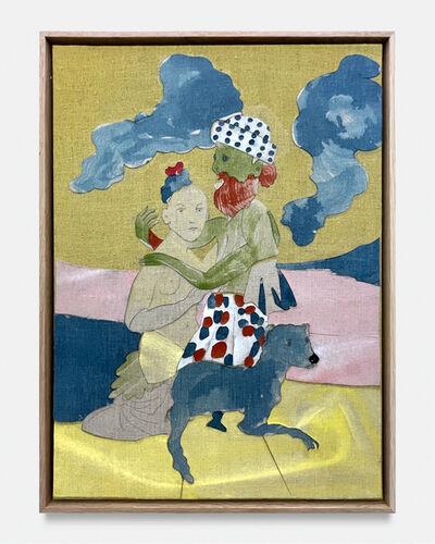 Kaspar Oppen Samuelsen, 'Goodbye Horses #8', 2021