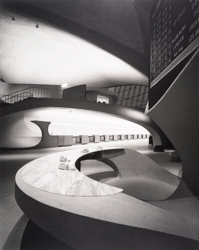 Ezra Stoller, 'Eero Saarinen, TWA Terminal, New York International (now John F. Kennedy International) Airport, New York', 1962