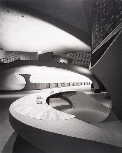 Ezra Stoller, 'Eero Saarinen, TWA Terminal, New York International (now John F. Kennedy International) Airport, New York', 1962