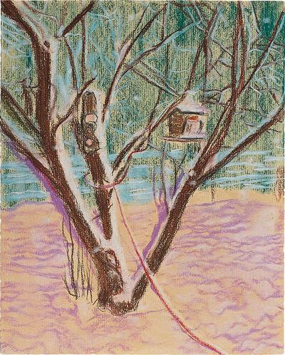 Peter Doig, 'Birdhouse', 1995