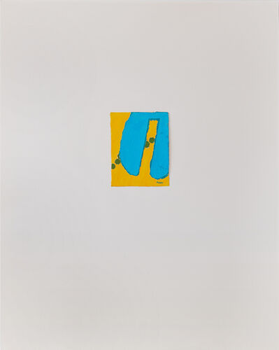 James Moore, 'Untitled III (Yellow Blue)', ca. 1978