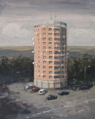 Serban Savu, 'Tower of Babel', 2015